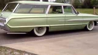 1964 Ford Country Sedan Galaxy Wagon