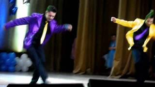 Bugi-Vugi. Dance. Стиляги. Буги-Вуги. Танец. Степ.