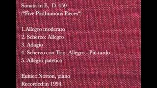 Play String Quartet In B Flat Major Op. 168 (Posthumous), D 112 Menuetto Allegro-Trio