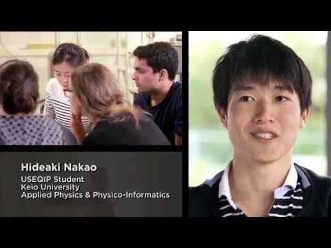 USEQIP - an undergraduate summer school at IQC