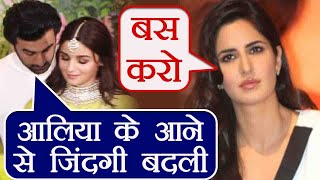 Baixar Katrina Kaif JEALOUS over Ranbir Kapoor's statement on Alia Bhatt! | FilmiBeat