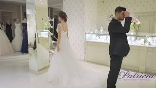 Модное свадебное платье Pronovias