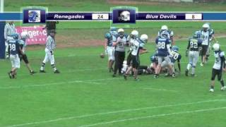 Zurich Renegades - Cineplexx Blue Devils - Varsity Bowl '10 [American Football]