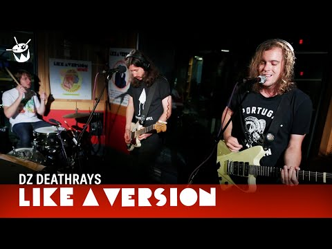 DZ Deathrays - Gina Works At Hearts (live on triple j)