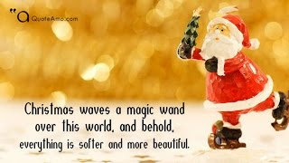 20+ Best Merry Christmas Quotes And Saying - HD - QuoteAmo.com