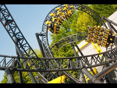 Alton Towers Vlog March 2016
