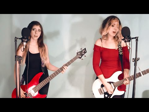 Ex's & Oh's by Elle King Full Band Cover (bass guitar, guitar, drums, vocals/vocal) HD