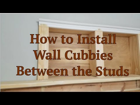 how-to-install-wall-cubbies-between-the-studs-process
