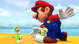 What If Mario Was the Final Boss in Bowser's Fury?