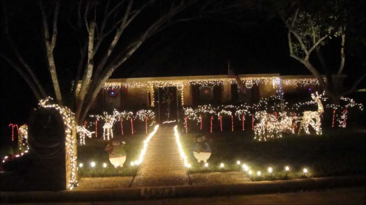 Prestonwood Forest Night of Lights 2012 Slideshow - YouTube