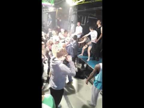 The escape nightclub portland oregon
