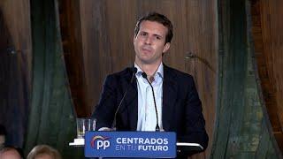Casado exige al PSOE que obligue a Eguiguren a pedir perdon por su palabras