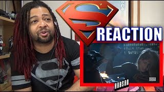 SUPERGIRL Season 3 Mid Season Finale REACTION!!!! (REIGN!!!!)