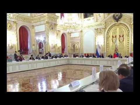 Ирина Хакамада  заставила Путина заикаться и оправдываться