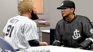MLB THE SHOW 17 RTTS | PUNCHING THE MANAGER!! TOKE NASTY EXPLODES | EPISODE 13