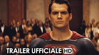Batman v Superman: Dawn of Justice Trailer ufficiale Italiano sottotitolato (2016) HD
