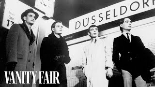 Entry #405, Kraftwerk: The highly mechanized, dance-pop-heavy group...