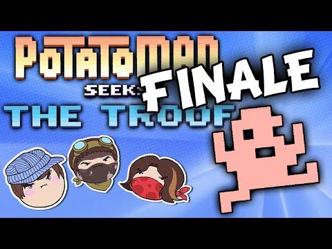 Potatoman Seeks the Troof: Finale - Steam Train |
