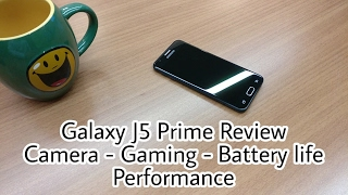 Samsung Galaxy J5 Prime Review May 2017 - Pros and Cons