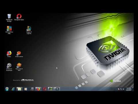 Driver Nvidia Geforce 8, 9, 100, 200, 300, 400 Series 32 Bit