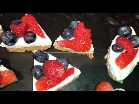 Slimming  World Friendly  SYN Free Cheesecake Bites