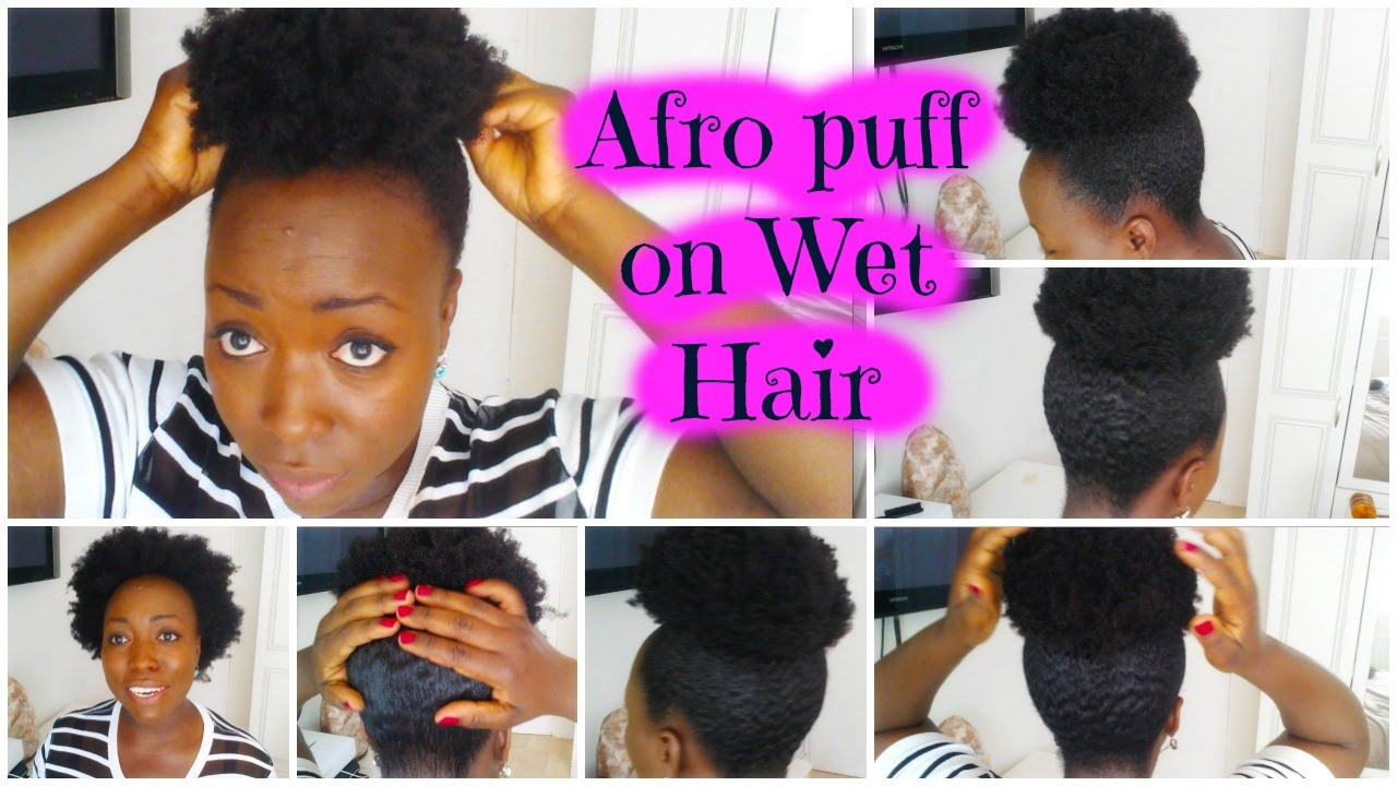 Natural Hair Tutorials For Black Hair