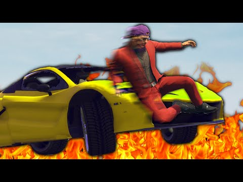 THE BEST MINI-GAME EVER!? (GTA 5 Funny Moments)