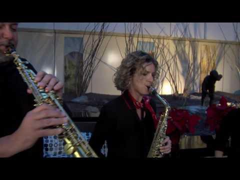 Fountain Hills Saxophone Quartet Christmas Music 2016