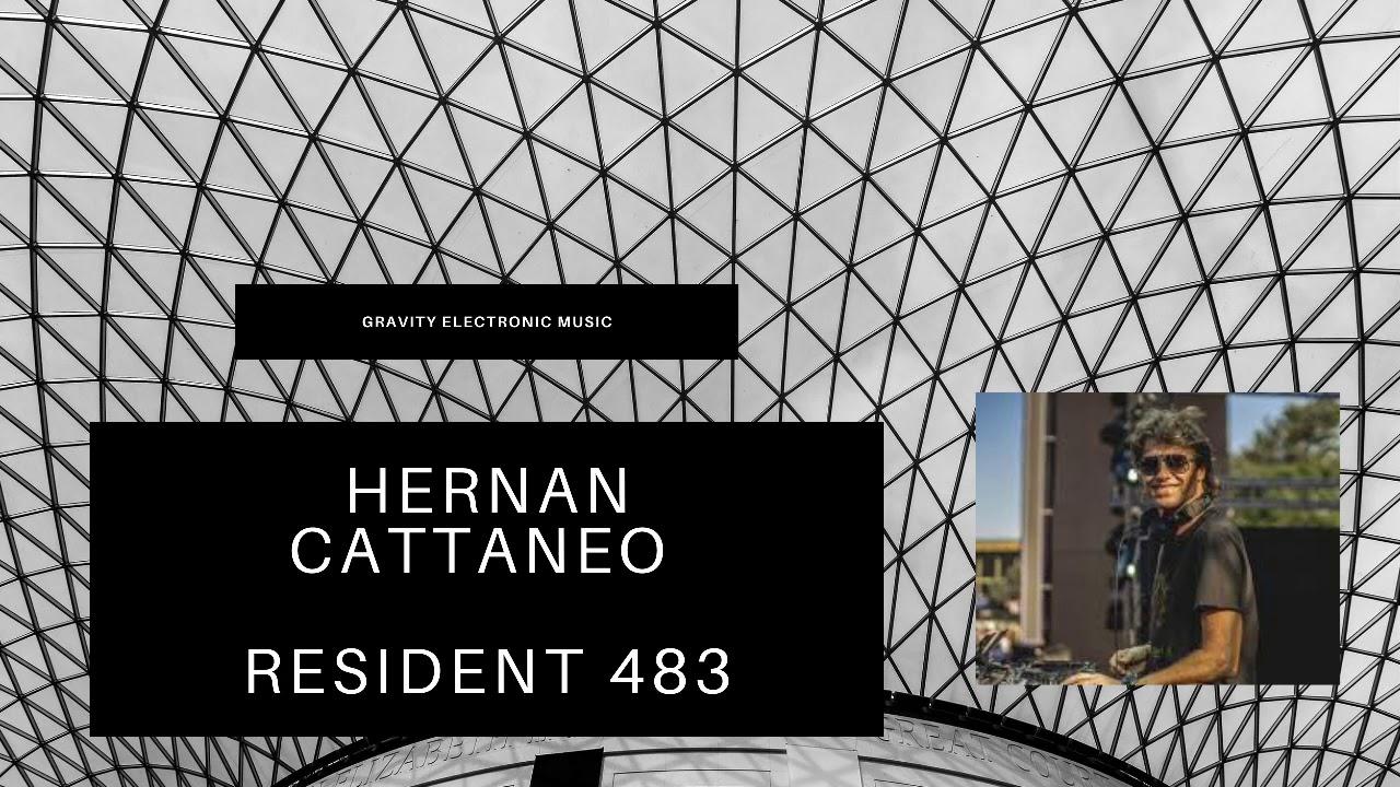 Hernan Cattaneo   Resident 483