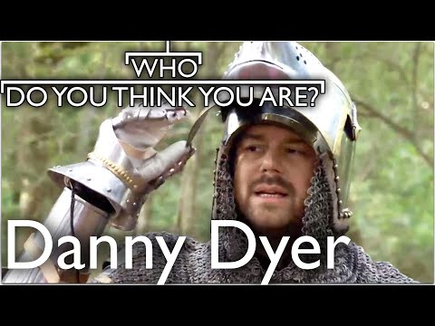 Danny Dyer Explores His Medieval Knight Roots | Who Do You Think You Are