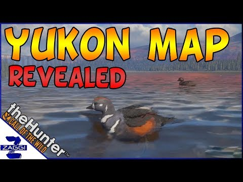 NEW Yukon Map Revealed Call Of The Wild