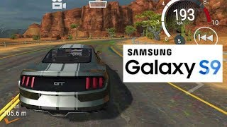 Gear Club Galaxy S9 Gaming Test [Exynos 9810]