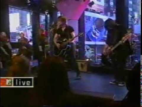 Goo Goo Dolls - Iris (Live MTV)