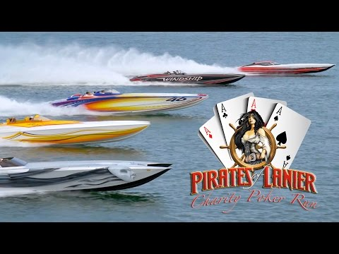 """Pirates of Lanier"" Charity Poker Run 