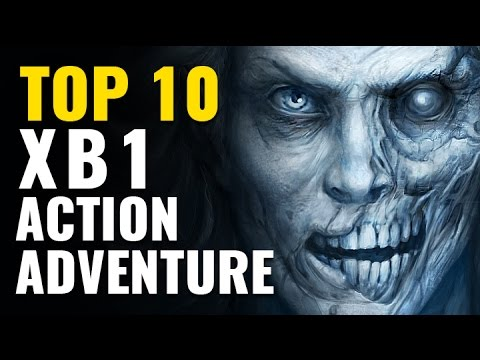 Top 10 Action-Adventure Games on Xbox One