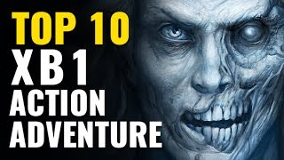 Top 10 Action Adventure Games On Xbox One