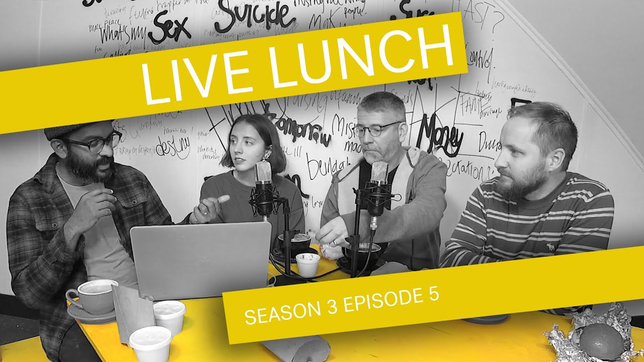 Mental Health | #Livelunch - Season 3 Episode 5 Cover Image