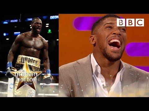 NEVER Insult A Boxer! 💪😱 - BBC The Graham Norton Show