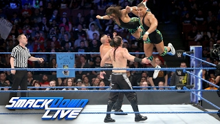 American Alpha vs. The Ascension: SmackDown L...