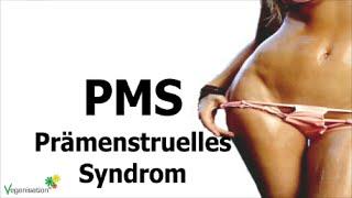 PMS pms Prämenstruelles Syndrom REGELBESCHWERDEN und was man dagegen tun kann
