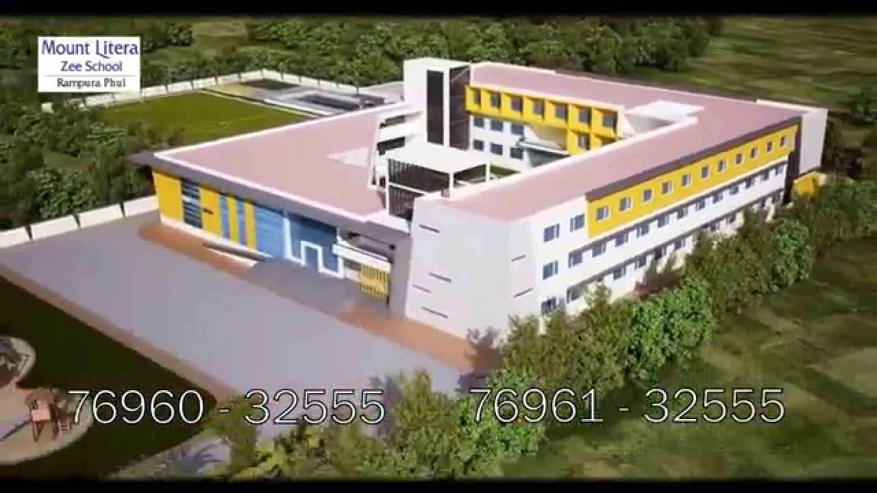 Mount Litera Zee School Rampura Phul Youtube