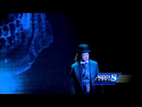 Steve Berry review: 'Jekyll Hyde'