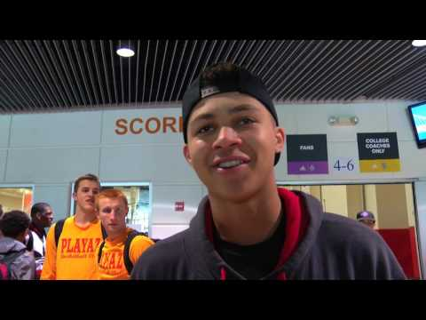 Kobe King - La Crosse Central Guard - Highlights/Interview - Sports Stars of Tomorrow