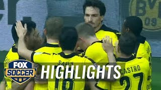 Video Gol Pertandingan Borussia Dortmund vs Hamburger SV