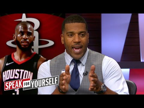 Jim Jackson on Houston dropping Game 1 and Cleveland's chances in Game 2   NBA   SPEAK FOR YOURSELF