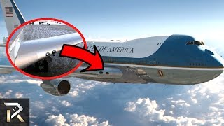 10 Things You Didn't Know About Air Force One