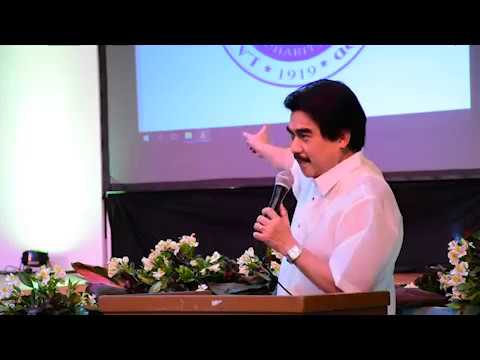 "Mayor Evelio ""Bing"" Leonardia - Launching of LCC-B  Centennial Jubilee 2019"