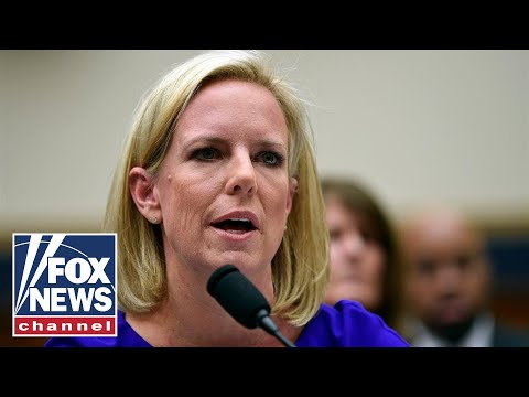 Live: Secretary Kirstjen Nielsen testifies before Congress