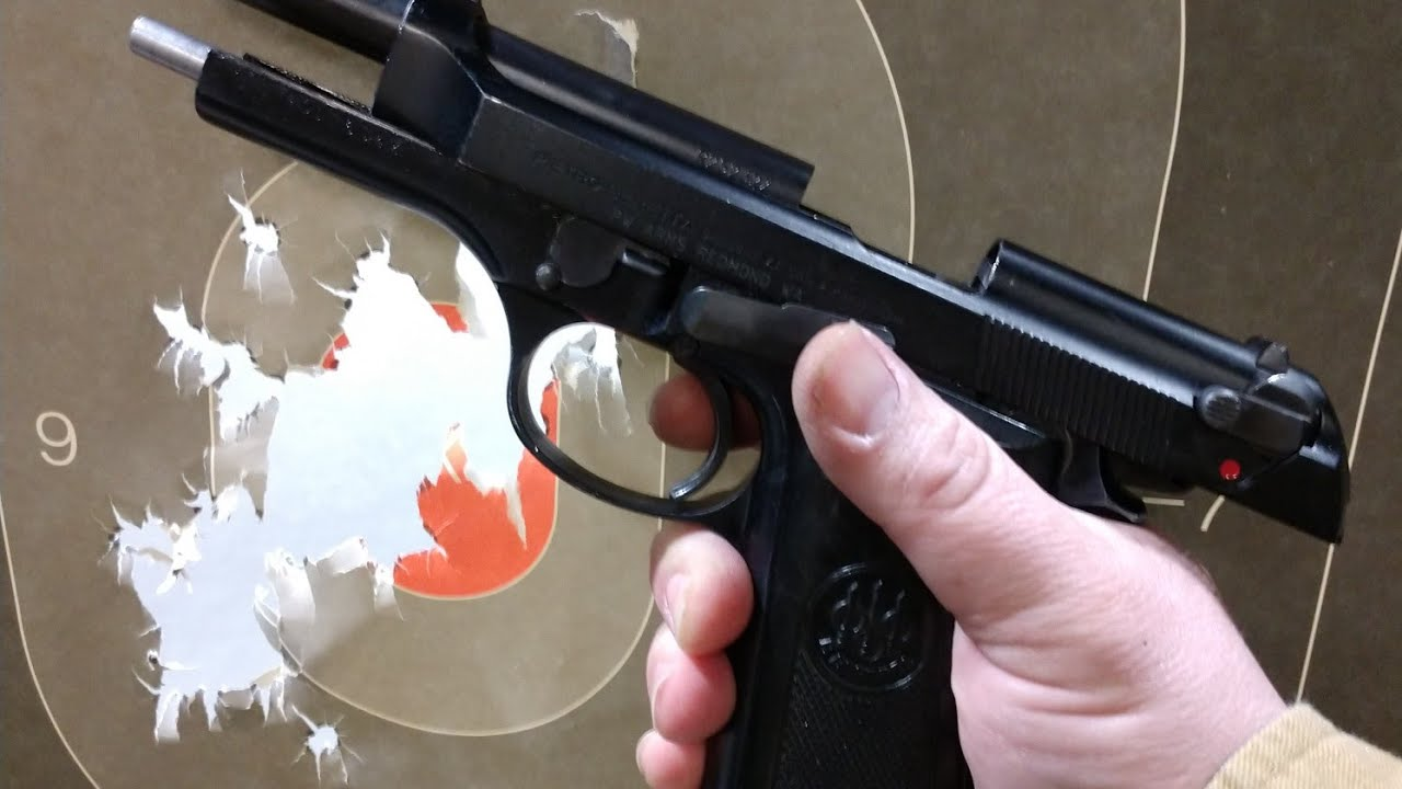 Beretta 92 S review