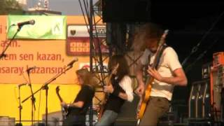 The Sword - Iron Swan - Live in Istanbul -July 27, 2008